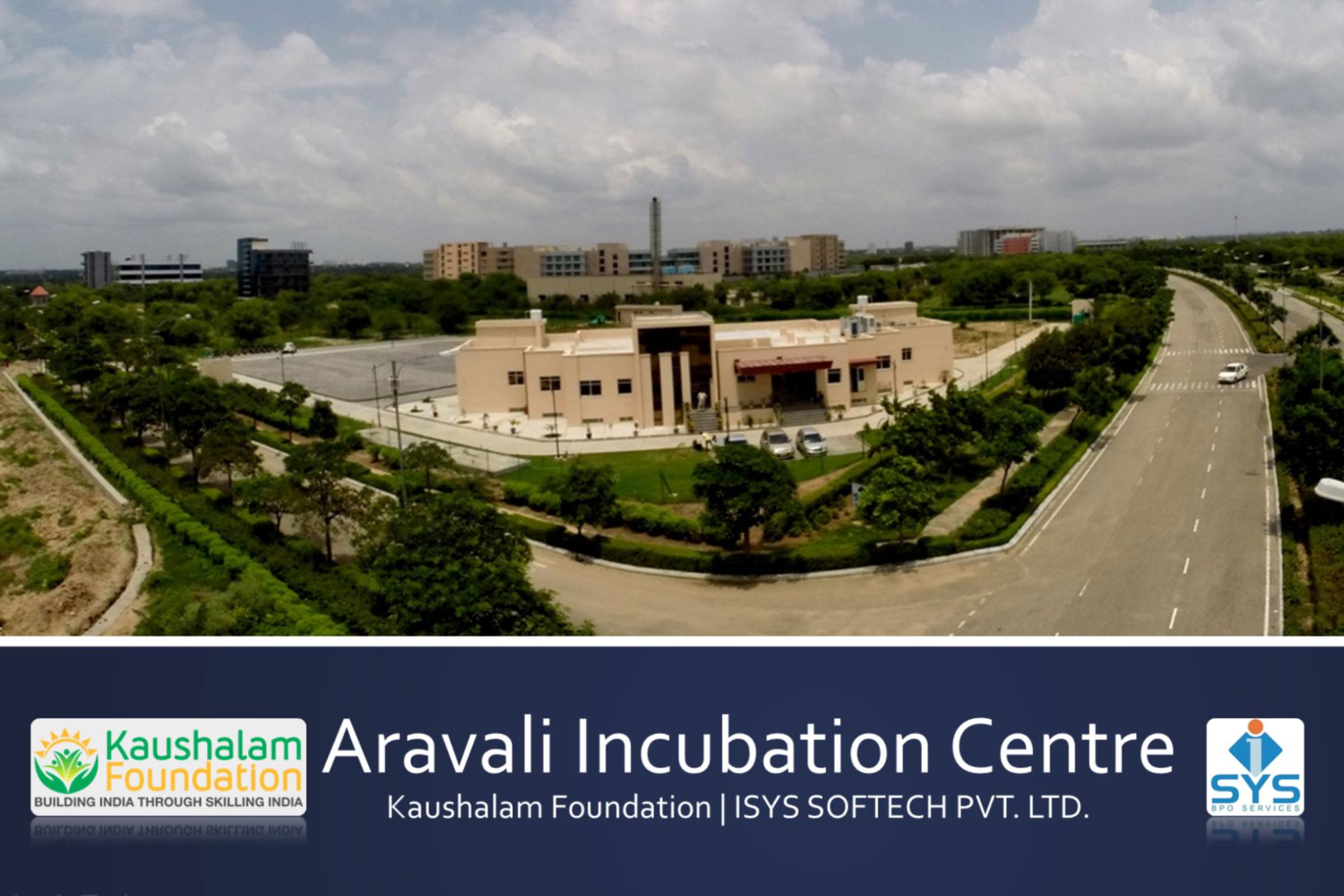 Aravali Incubation Centre