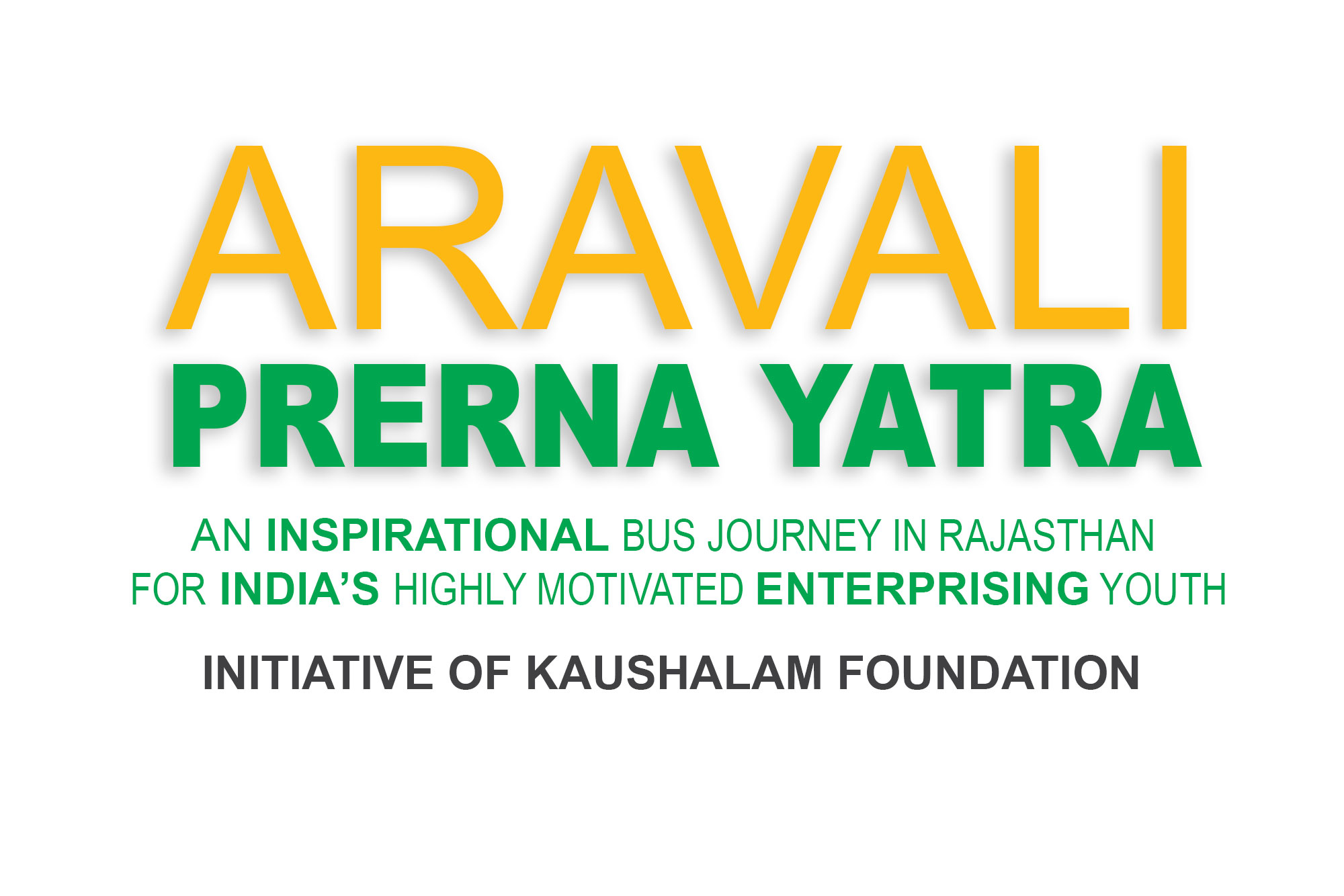 Aravali Prerna Yatra